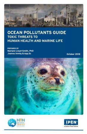 Ocean Pollutants Cover